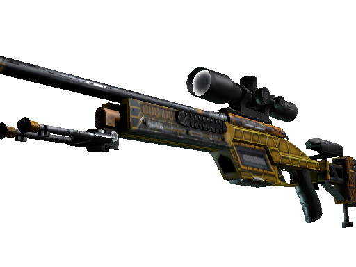 StatTrak™ SSG 08 | Big Iron (Field-Tested)