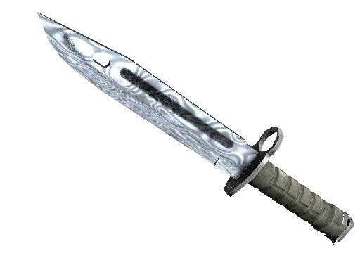 ★ StatTrak™ Bayonet | Damascus Steel (Field-Tested)