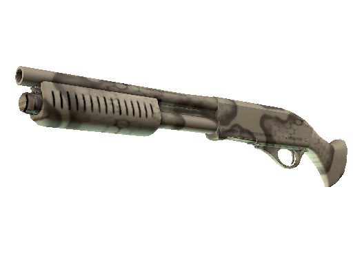 Souvenir Sawed-Off | Snake Camo (Factory New)