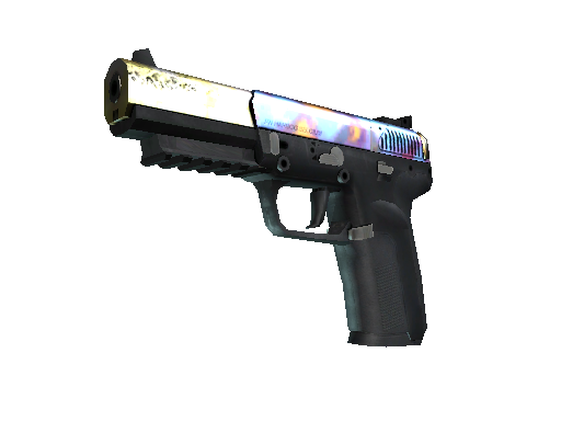 StatTrak™ Five-SeveN | Case Hardened (Minimal Wear)