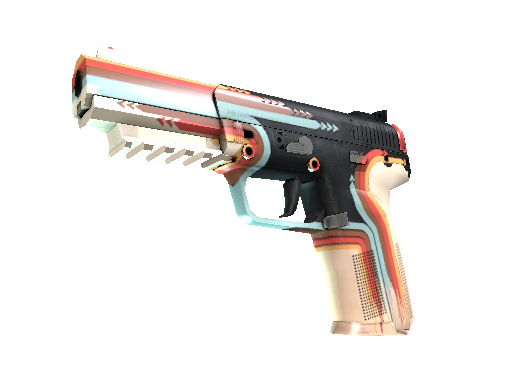 StatTrak™ Five-SeveN | Retrobution (Minimal Wear)