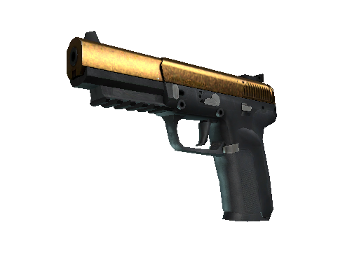 StatTrak™ Five-SeveN | Copper Galaxy (Minimal Wear)