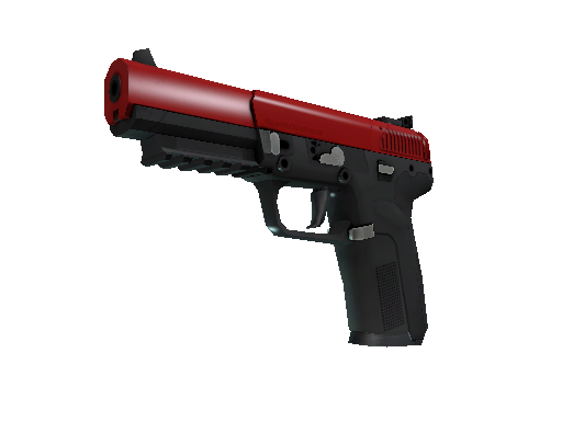 Five-SeveN | Candy Apple (Minimal Wear)