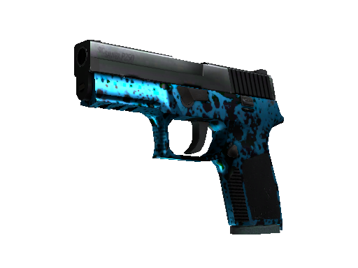 StatTrak™ P250 | Undertow (Factory New)