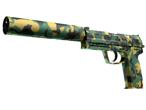 USP-S | Overgrowth (Factory New)
