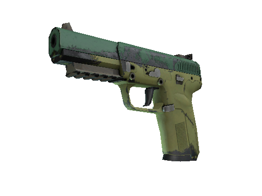 Five-SeveN | Jungle (Well-Worn)