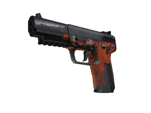 Five-SeveN | Nitro (Battle-Scarred)