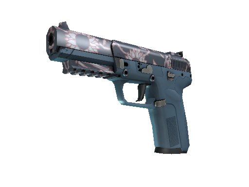 StatTrak™ Five-SeveN | Nightshade (Minimal Wear)