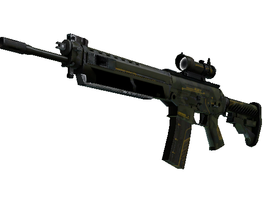 SG 553 | Atlas (Field-Tested)