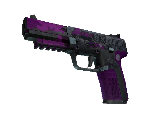 StatTrak™ Five-SeveN | Violent Daimyo (Battle-Scarred)
