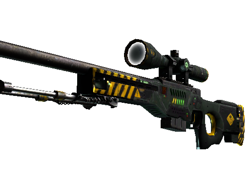StatTrak™ AWP | Phobos (Field-Tested)