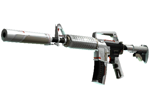 StatTrak™ M4A1-S | Mecha Industries (Minimal Wear)