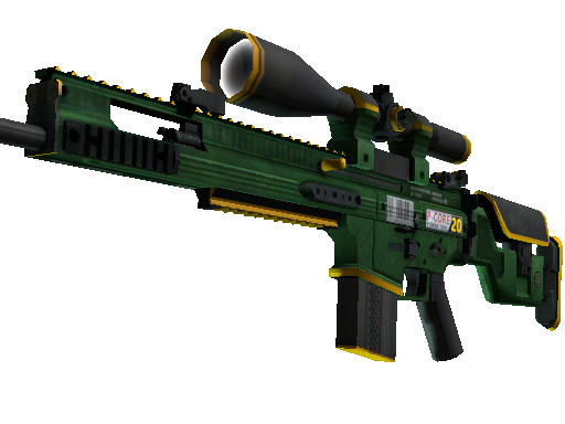SCAR-20 | Powercore (Minimal Wear)