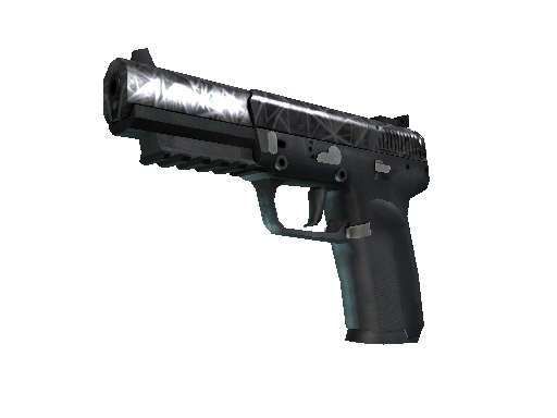 Five-SeveN | Silver Quartz (Factory New)
