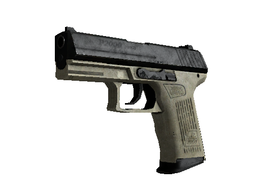 StatTrak™ P2000 | Ivory (Battle-Scarred)