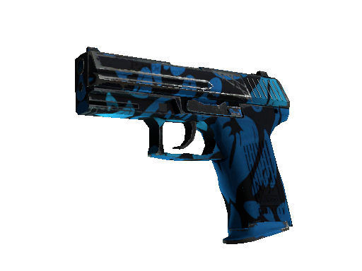 StatTrak™ P2000 | Oceanic (Field-Tested)