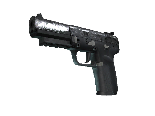 Five-SeveN | Silver Quartz (Field-Tested)