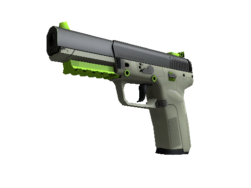 Five-SeveN | Hot Shot (Minimal Wear)