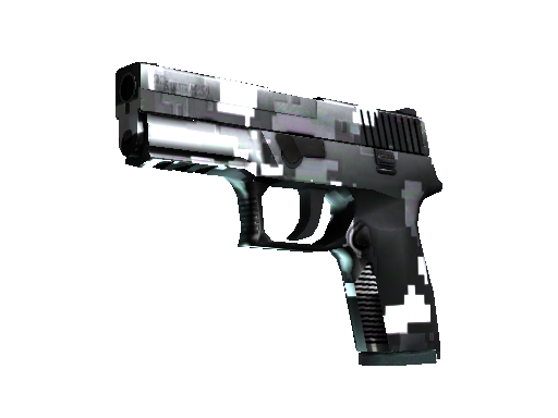 Souvenir P250 | Metallic DDPAT (Factory New)
