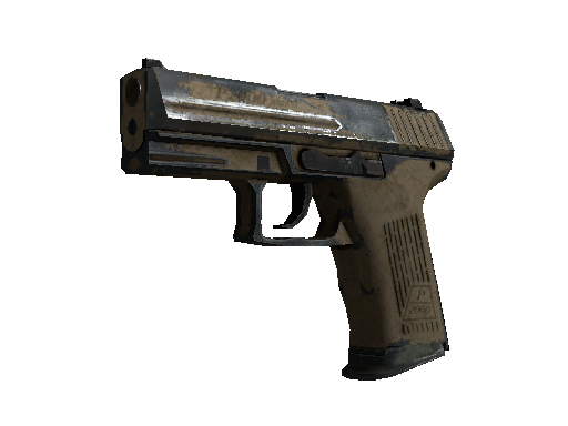 P2000 | Grassland (Battle-Scarred)