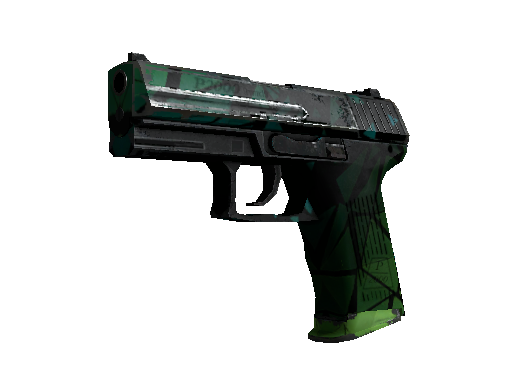StatTrak™ P2000 | Pulse (Well-Worn)