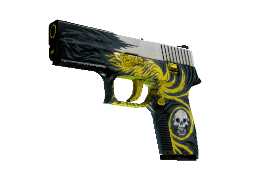 StatTrak™ P250 | Wingshot (Well-Worn)