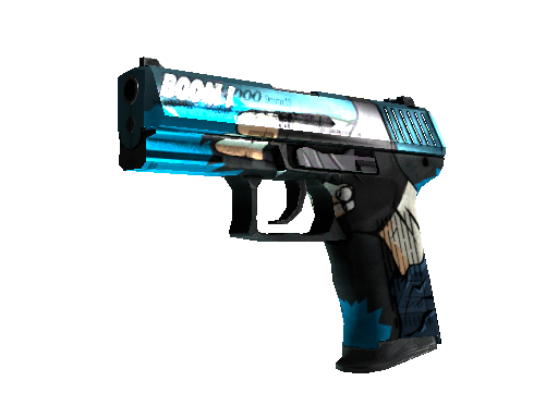 StatTrak™ P2000 | Handgun (Well-Worn)
