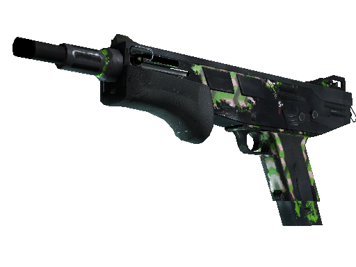MAG-7 | Counter Terrace (Battle-Scarred)