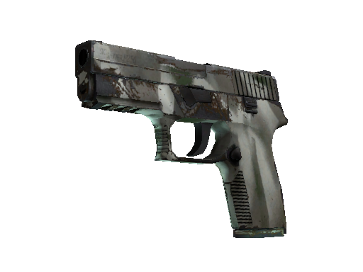 Souvenir P250 | Bone Mask (Well-Worn)