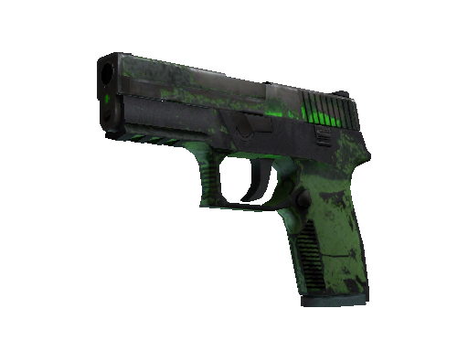 P250 | Nuclear Threat (Battle-Scarred)