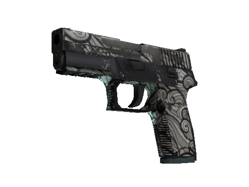 P250 | Gunsmoke (Battle-Scarred)