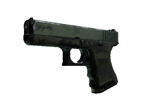 Souvenir Glock-18 | Groundwater (Battle-Scarred)
