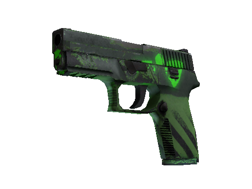 P250 | Nuclear Threat (Well-Worn)