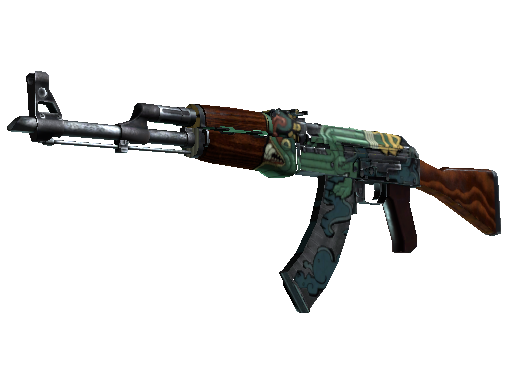 AK-47 | Fire Serpent (Field-Tested)