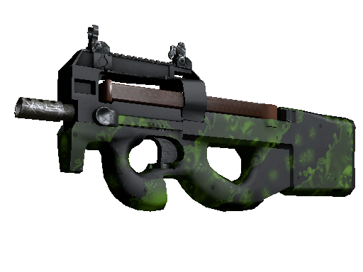StatTrak™ P90 | Virus (Factory New)
