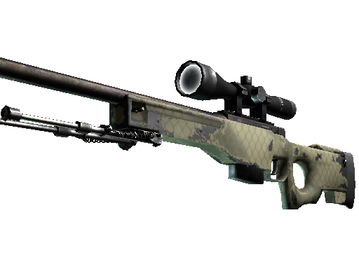 Souvenir AWP | Safari Mesh (Field-Tested)
