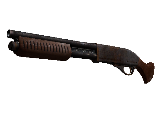 Souvenir Sawed-Off | Rust Coat (Battle-Scarred)