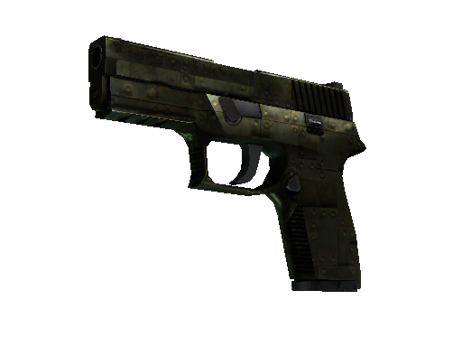 P250 | Iron Clad (Battle-Scarred)