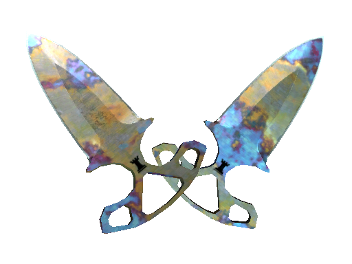 ★ StatTrak™ Shadow Daggers | Case Hardened (Minimal Wear)