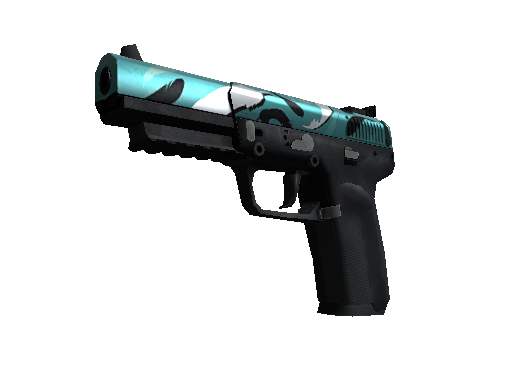 StatTrak™ Five-SeveN | Fowl Play (Factory New)