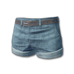Hotpants (Blue)