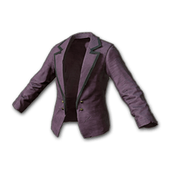 Woman's Tuxedo Jacket (Purple)