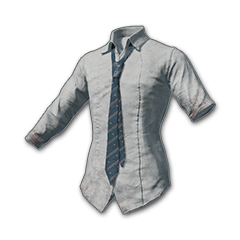 School Shirt with Necktie