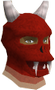 Red hween mask