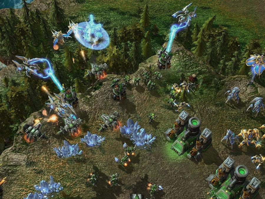 Buy Starcraft 2, SC2 Wings of Liberty Key - MMOGA