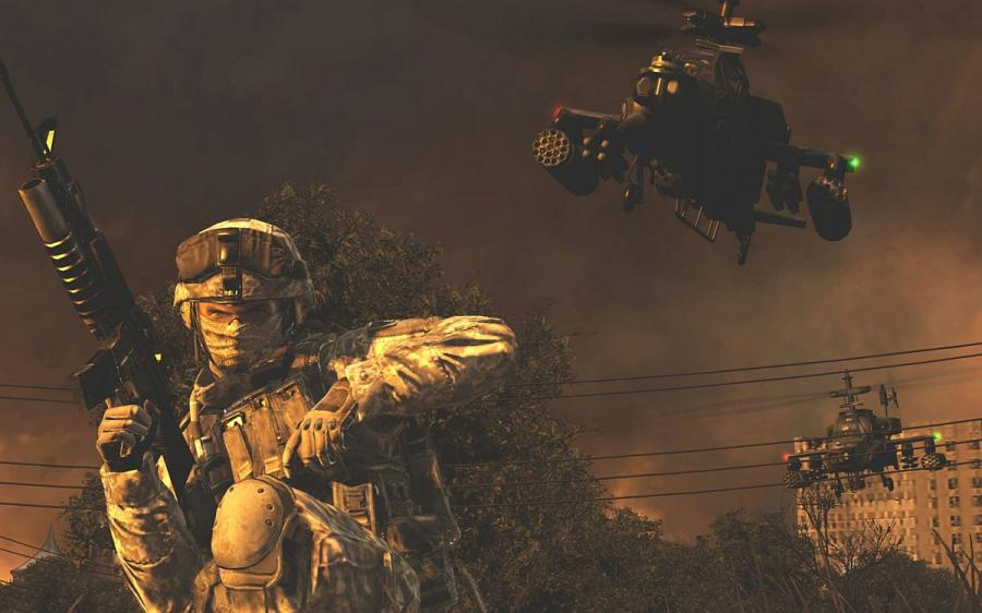 Call of Duty 6 - Modern Warfare 2 (Uncut) Screenshot 4