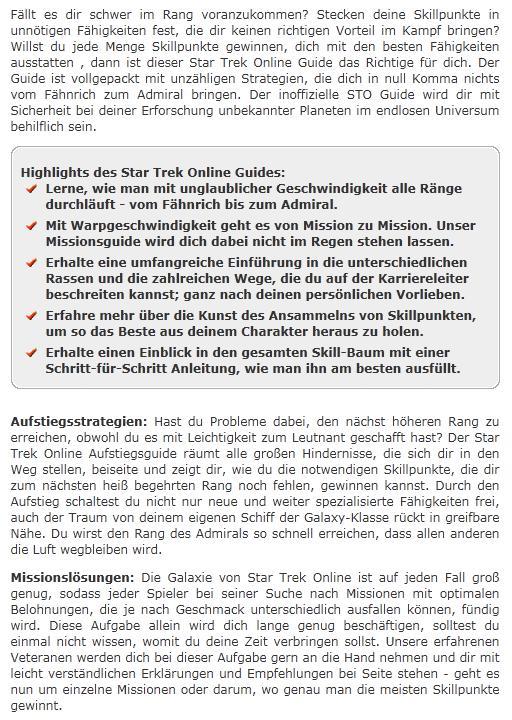 STO Guide DE 1of2