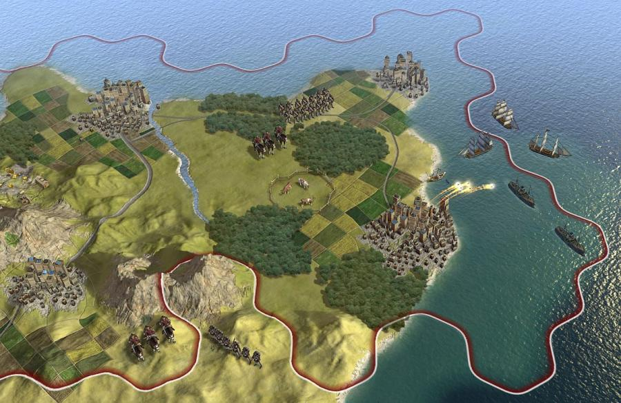 Civilization V (5) Key Screenshot 1