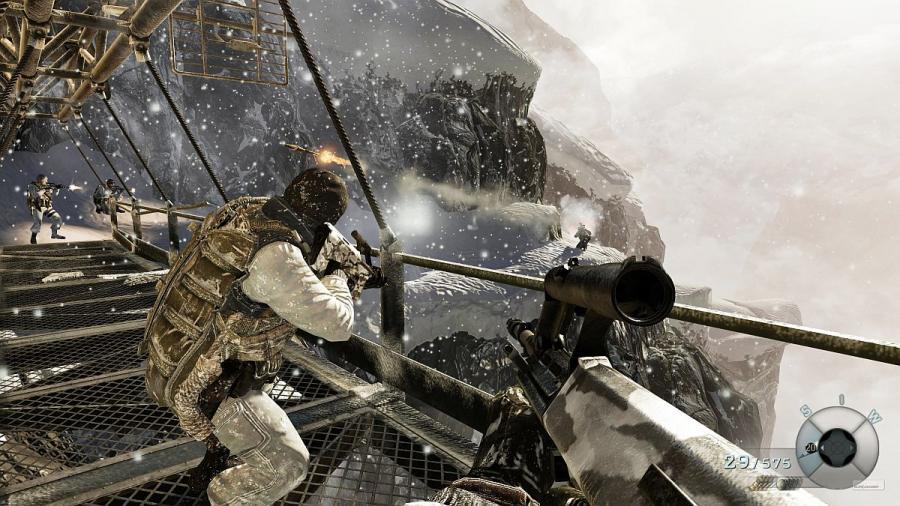 скачать игру Call Of Duty Black Ops 1 через торрент на русском языке - фото 11