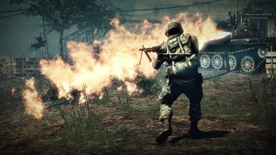 Battlefield Bad Company 2 - Vietnam (Addon) - Uncut Screenshot 1
